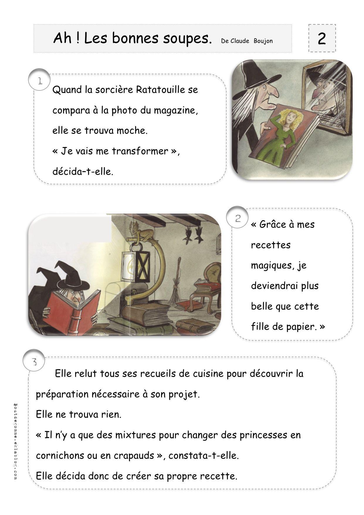 Ah Les Bonnes Soupes De Claude Boujon