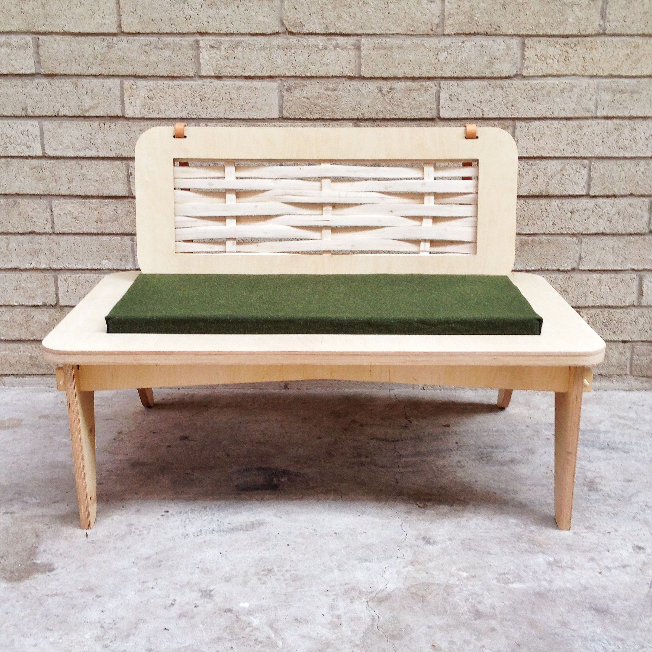 sam sofaer serta convertible sofa bed kohls nomad bench by samuel machell places to rest your legs