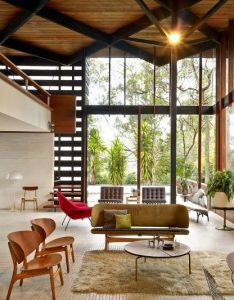 The rippon house is one of beautiful australian homes designed by architect gerry it was built in wahroonga sydney also towell  at rh pinterest