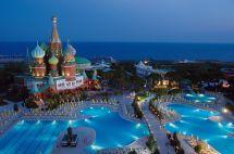 Wow Kremlin Palace Hotel Antalya Turkey Places