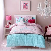 kids bed sheets, Pretty Paris | home decor/girls room ...