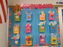 Classroom Birthday Ideas For Preschool