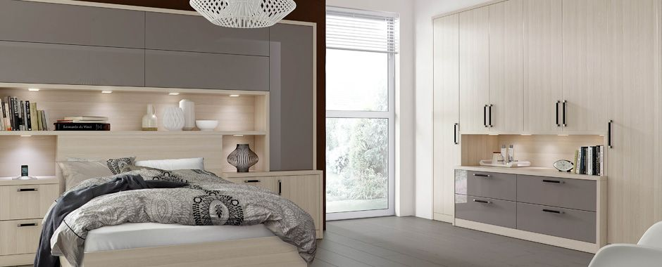 Decorating A Bedroom With Fitted Furniture Can Be