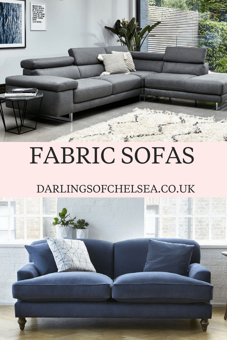 contemporary fabric sofas timber sofa these modern have the added feature of being handmade in uk and are perfect for family home