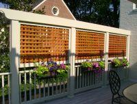 lattice panel| Wallace_lattice002- 2 color | Decks ...