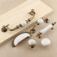 Dresser Pulls Drawer Pull Handles Knobs Antique Bronze