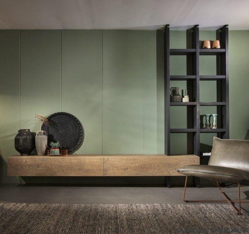 Hangend Tvmeubel Op en Del  TVs Living rooms and Interiors