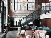 7 ways of transforming interiors with industrial details ...