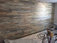 1x4 beetle kill pine wall paneling from Sustainable Lumber