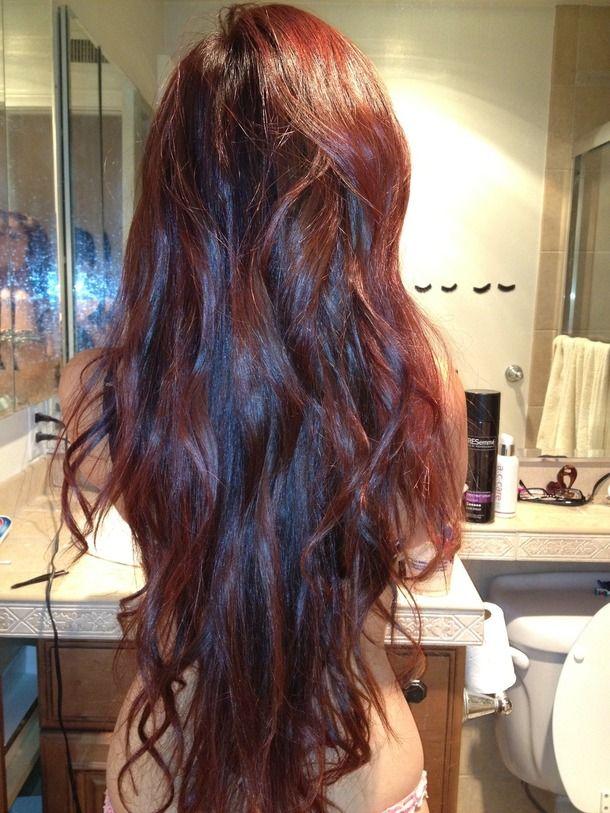 Tumblr Girl Hairstyles Curly Girl Hairstyle Long Hair Hair