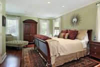 165 Large Master Bedroom Ideas for 2018 | Light green ...