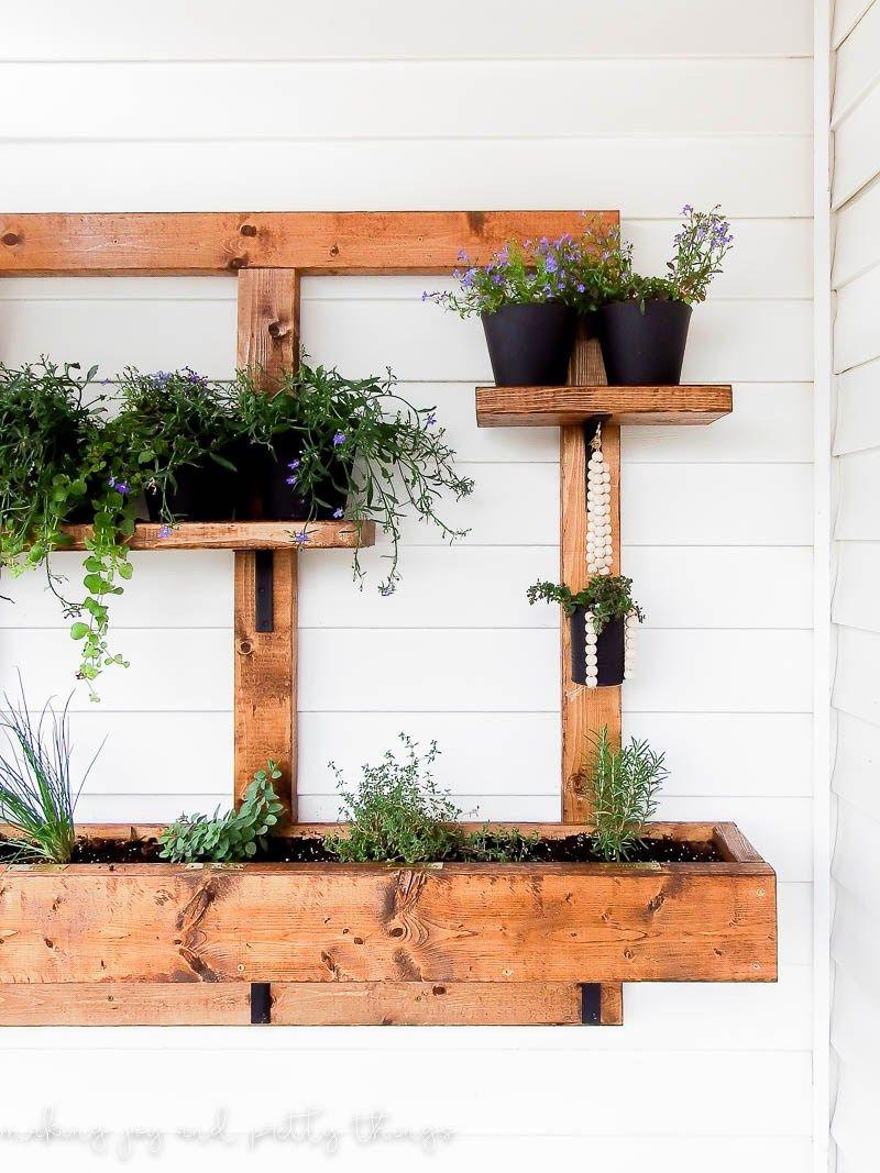 Natural Cedar Raised Garden Planter