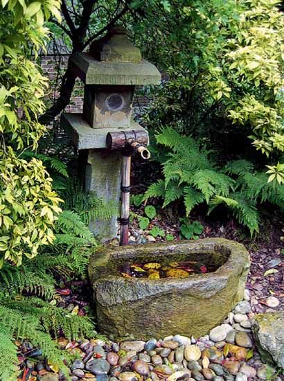 Diy Landscaping Asian Theme Bamboo Fountains For Japanese