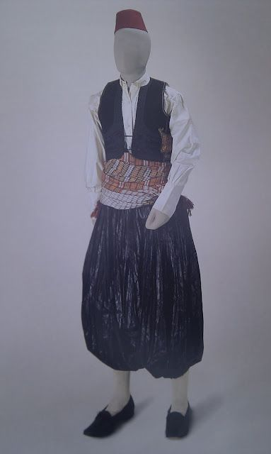 Traditional Clothing From Cyprus From Noctoc Noctoc