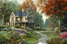 Enchanting Home And Garden Amazing Landscape Ideas