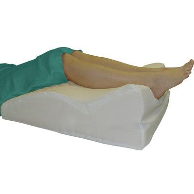 Get a better rest with the Memory Foam Leg Support Pillow