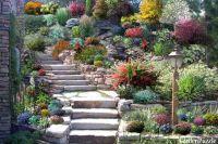 garden rockery ideas the rockery gardenpuzzle online ...