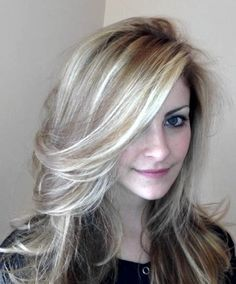 gray highlights in brown hair blond highlights cover gray image highlights pinterest ash