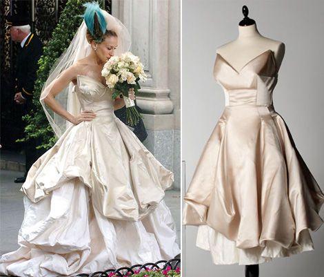 Vivienne Westwood Wedding Gown A La Mode Pinterest Hochzeit