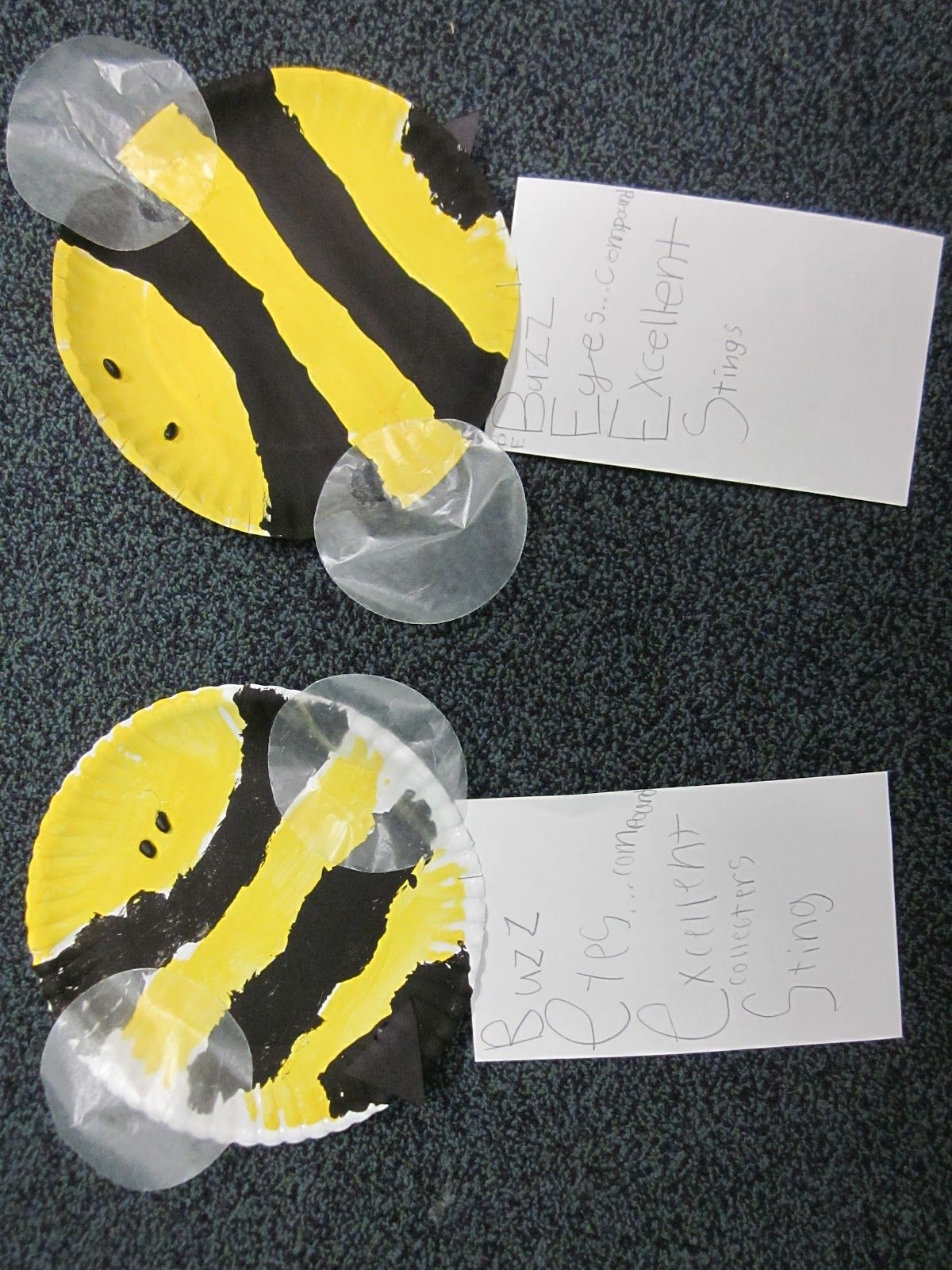 Cute Bee Poem Art For My Bee Safe Bee Fair Bee Kind Bulletin Board