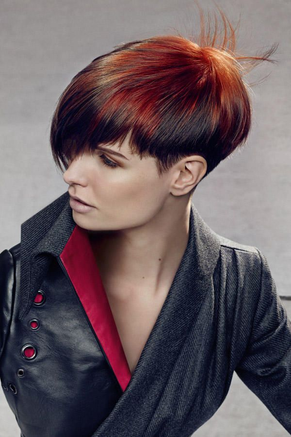 Kurzhaarfrisuren 2015 Die Trends Für Den Winter Haar Trends