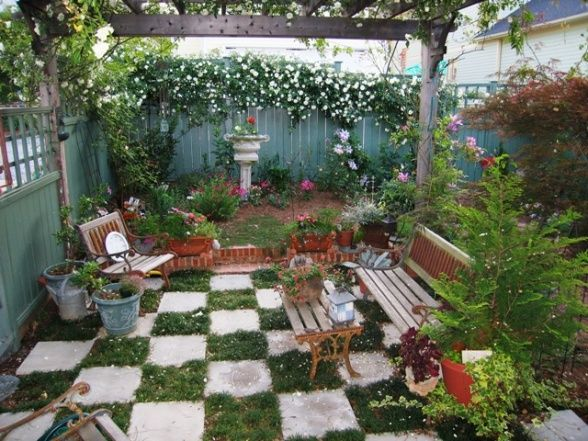 Small Secret Garden Ideas Google Search Small Yards