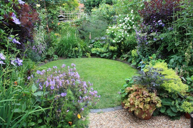 Small Country Garden Ideas The Gardening