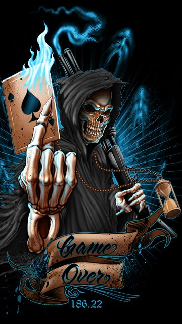 WALLPAPERS Gothic Skulls Death Fantasy Erotic And