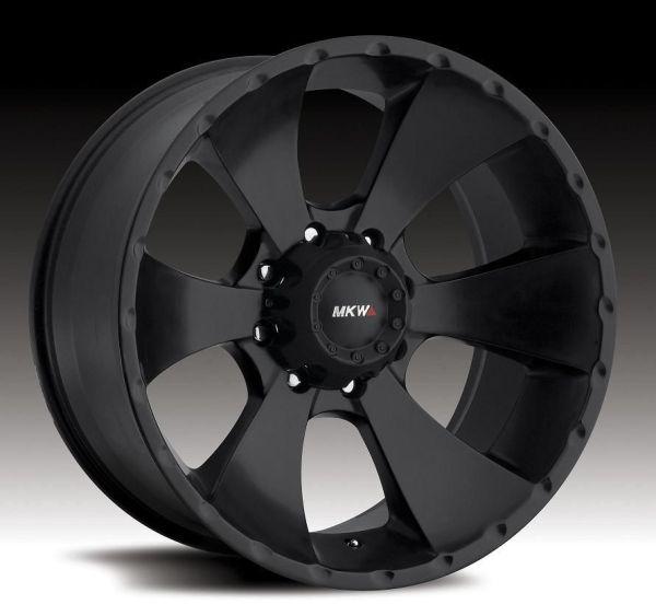 """Xd 20"""" Satin Black Wheels 22"""" Mkw M19 8 Lug Package"""