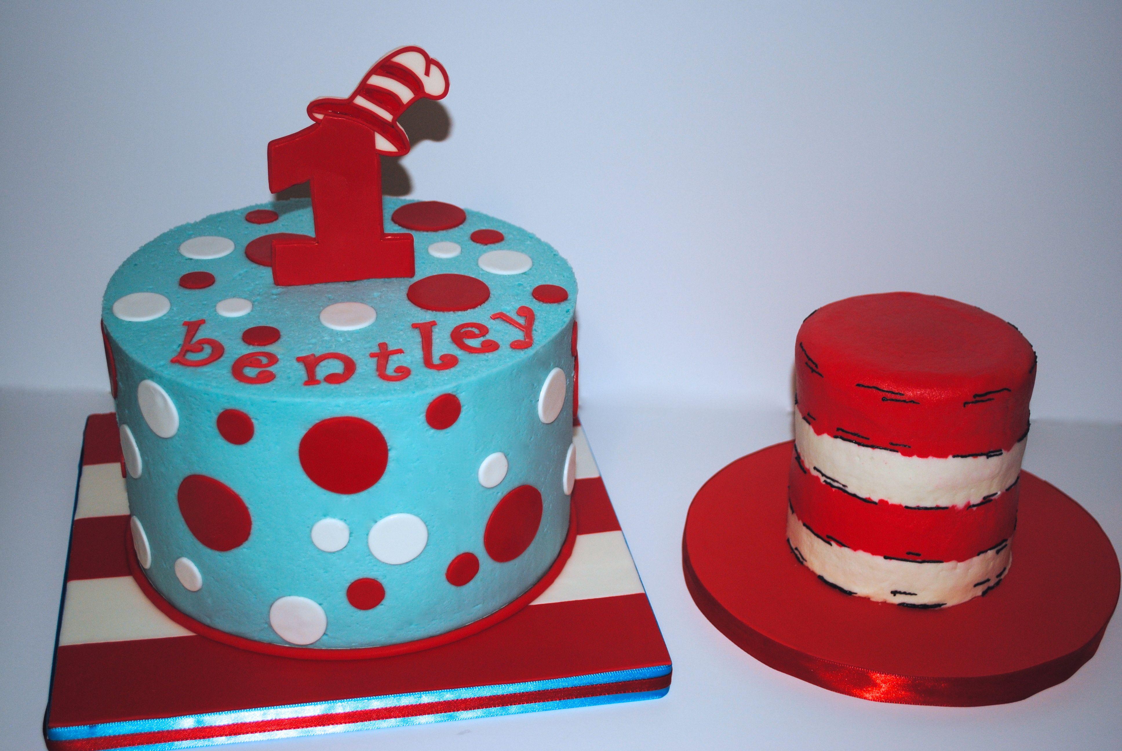 Dr Seuss 1st Birthday