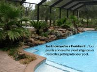 #892 Enclosed pool |  Port St. Lucie, Florida  ...