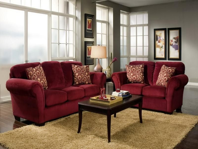 Living Room Ideas Dark Red Sofa Luxury Home Design Gallery