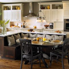 Kitchen Island Bench Space Saver Table Ideas Built In With Seating