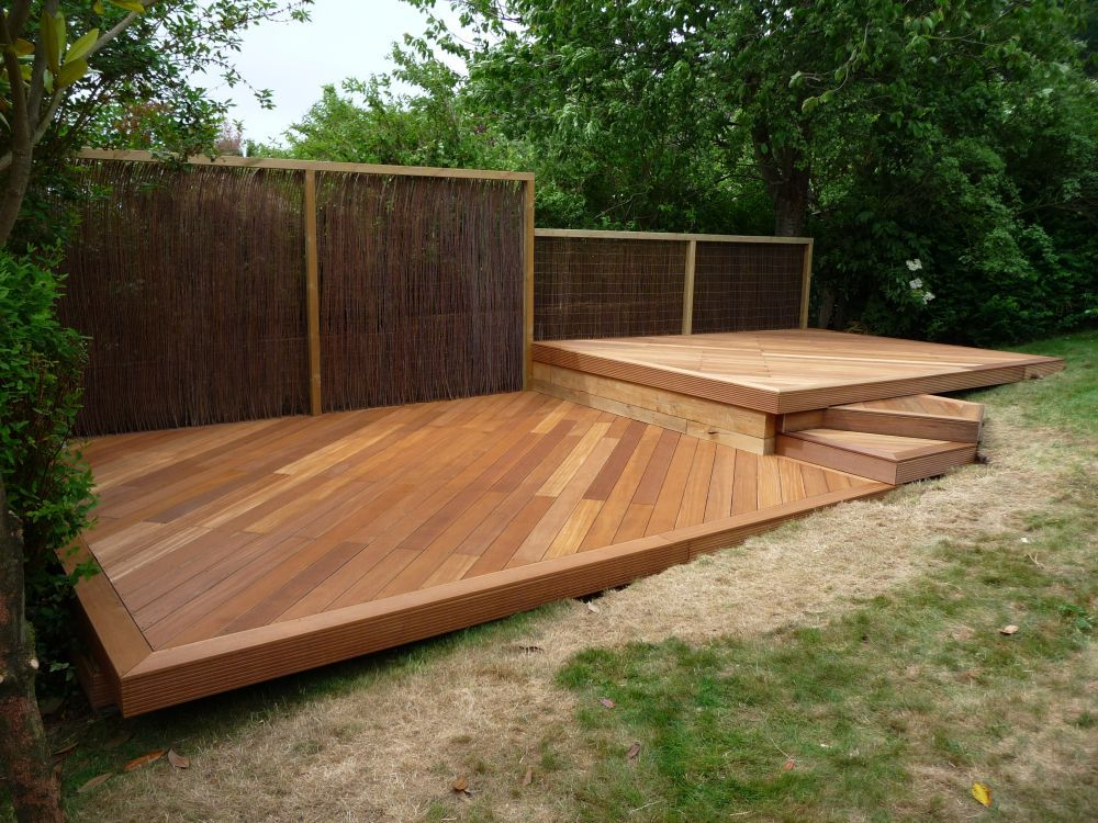Wood Deck Ideas And Pictures AT Yahoo! Search Results Deck And