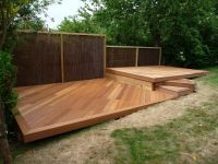 wood deck designs | balau hardwood decking brighton hove ...