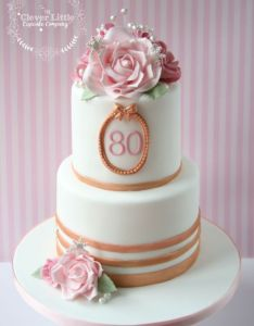 Pink th birthday cake cakes pinterest and also rh