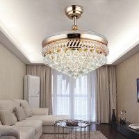 Suppliers: modern quiet ikea ceiling fans crystal ...