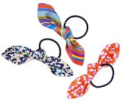 free pattern bow hair ties discover