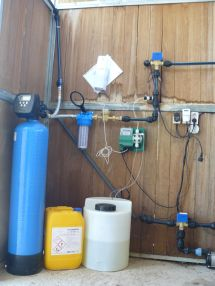 Chlorine Dosing System for Well Water
