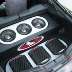 Rockford Fosgate Punch P200 2 Wiring Diagram Ford 3 Pin Alternator 800a2 200 X Car Amplifier At