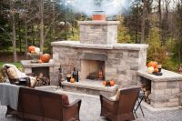 DIY Outdoor Fireplace Kits | Fireplace | Pinterest | Diy ...