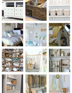 Diy coastal decor home decorating gens roof the sea style pinterest beautiful beaches budgeting and also beach inspired ideas rh