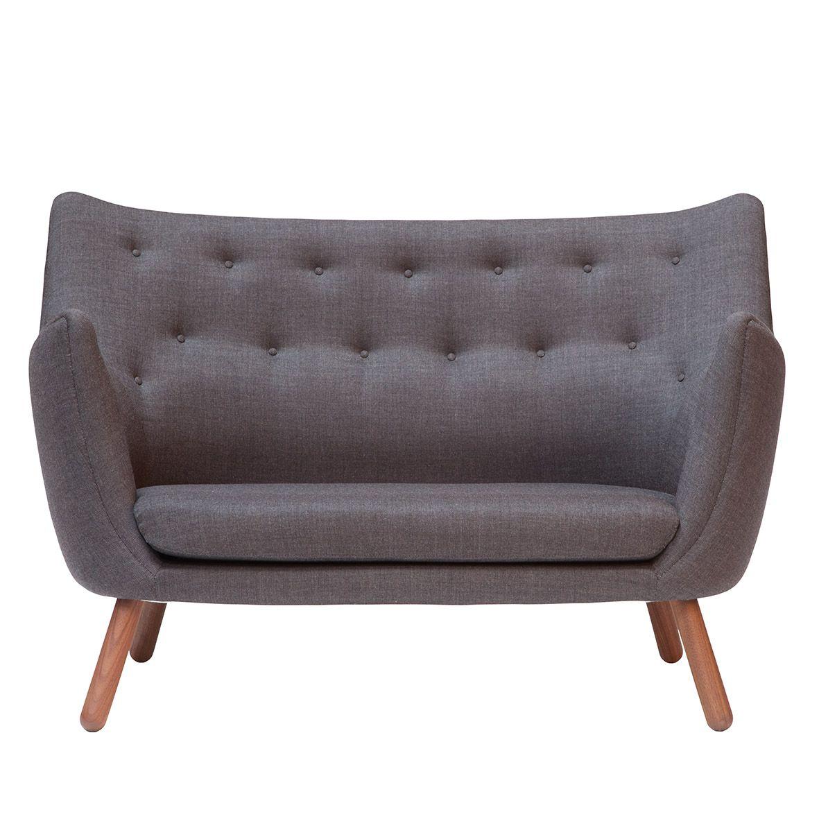 finn juhl poet sofa sale friheten corner bed slipcover sofá poeten 1941 el mueble del siglo xx