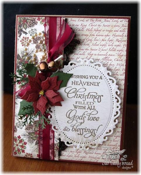 Best 25 Spellbinders Christmas Cards Ideas On Pinterest