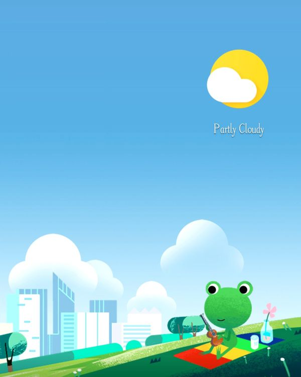 Google Weather Frog - Year of Clean Water