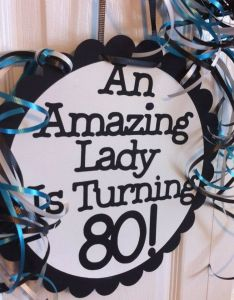th birthday decorations giant personalized party signs birthdays hats and ideas also rh pinterest