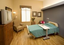 Nursing Home Room - Google Emily