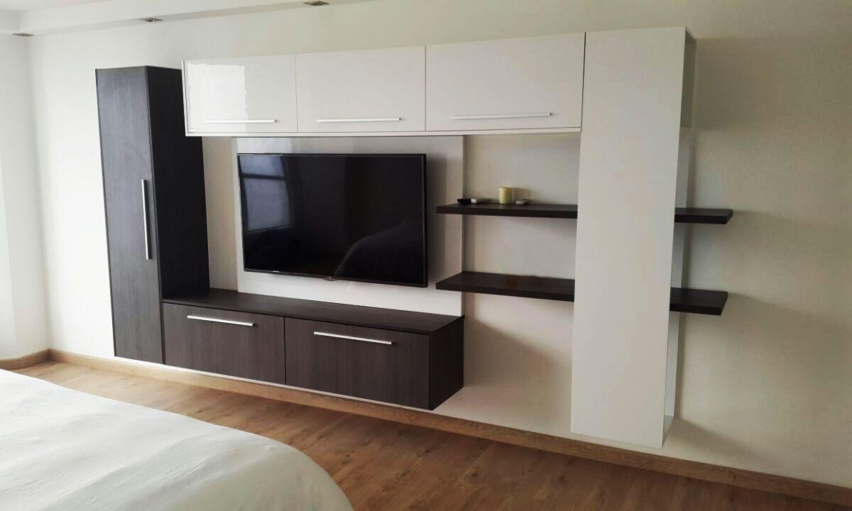 muebles para television diseo de muebles modulares para