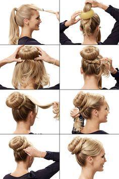 Schnelle Frisuren Zum Nachstylen Frisuren Zum Nachmachen