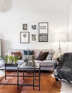 Studio living small but full of style are you looking for unique and beautiful also rh pinterest